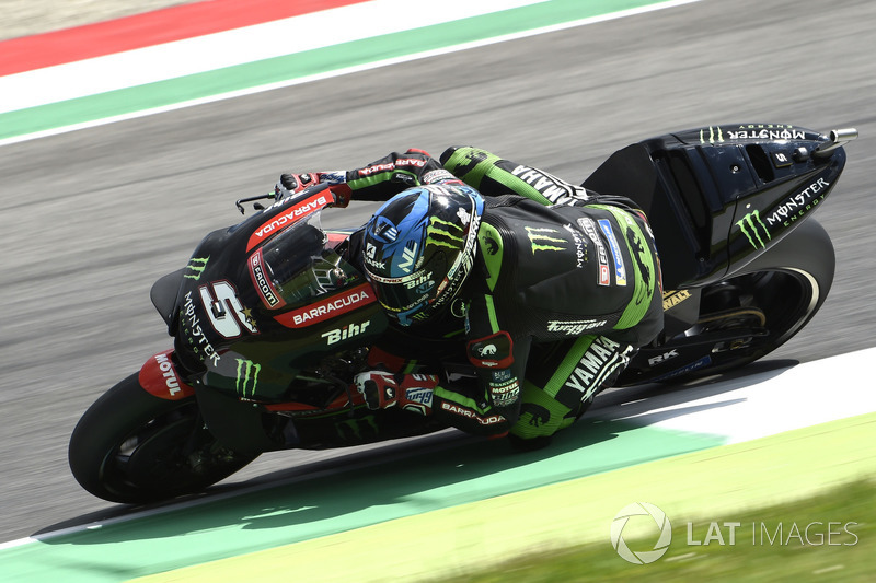 9: Johann Zarco, Monster Yamaha Tech 3, 1'46.830
