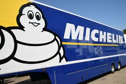 Le camion Michelin
