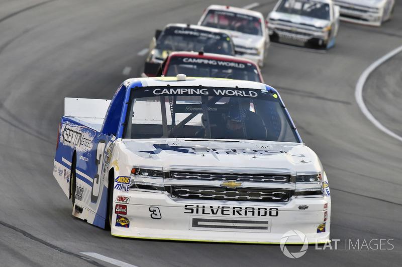 Jordan Anderson, Jordan Anderson, Chevrolet Silverado Sefton Steel / Mark Martin Podcast