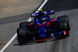 Pierre Gasly, Toro Rosso STR13.