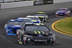 Kurt Busch, Stewart-Haas Racing, Ford Fusion Monster Energy /Haas Automation