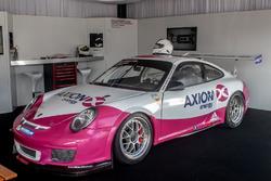 Auto de la Porsche GT3 Cup Trophy Argentina