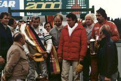 #1 Gilden-Kölsch Ford Capri: Helmut Döring, Dieter Gartmann, Fritz Müller