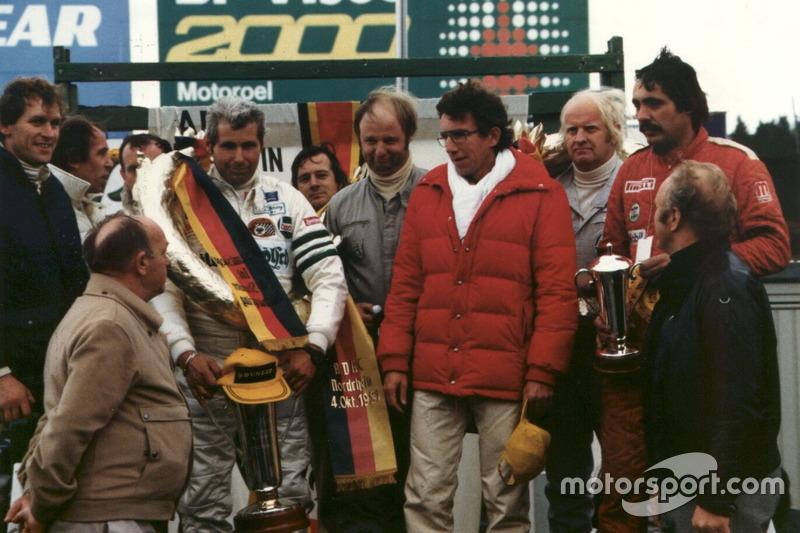 1981: Döring/Gartmann/Müller - Ford Capri