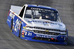 Johnny Sauter, GMS Racing, Chevrolet Silverado Allegiant Airlines