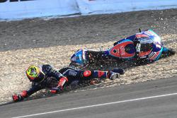 Marco Bezzecchi, Prustel GP crash