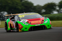 #33 Barwell Motorsport - Lamborghini Huracan GT3 - Jon Minshaw, Phil Keen