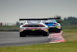 #17 TF Sport - Aston Martin Vantage V12 GT3 - Derek Johnston, Marco Sorensen Thiim