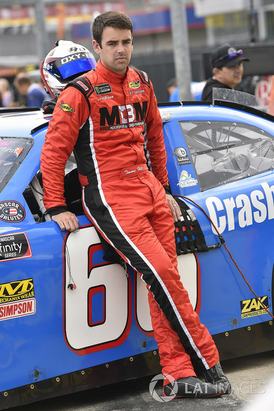 Timmy Hill, Motorsports Business Management, Toyota Camry MBM