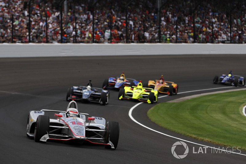 2018: Will Power, Penske