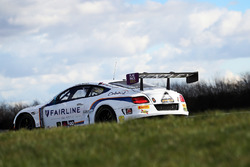 Rick Parfitt Jr., Ryan Ratcliffe Team Parker Racing Ltd Bentley Continental GT3