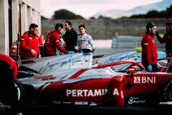 Nyck De Vries , PERTAMINA PREMA Theodore Racing