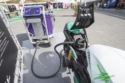 Мотоцикл Enel MotoE