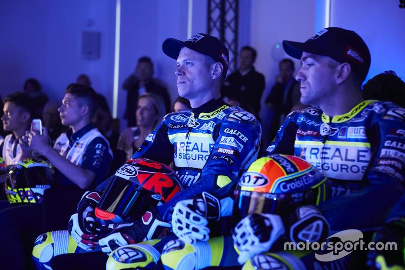 Tito Rabat, Avintia Racing en Xavier Siméon, Avintia Racing