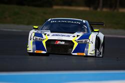 #26 Sainteloc Racing, Audi R8 LMS: Nyls Stievenart, Markus Winkelhock