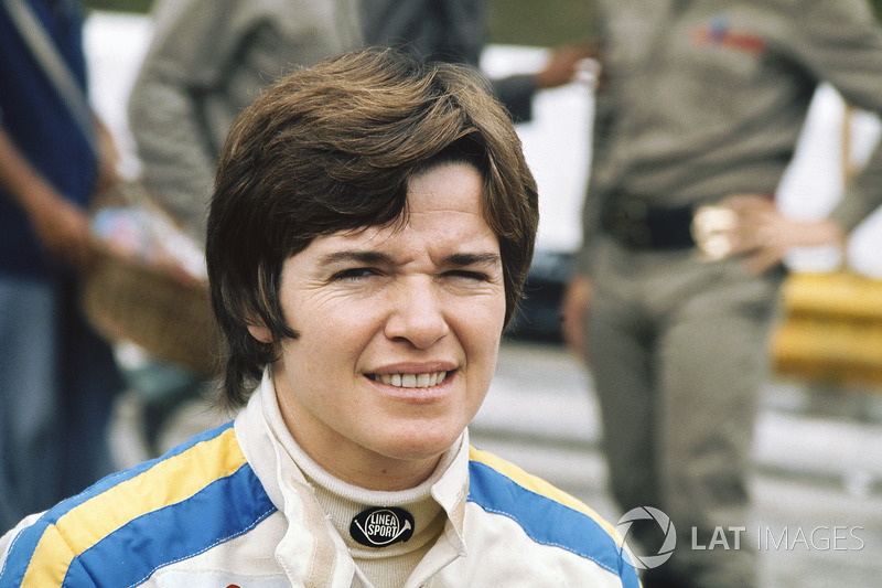 1974-1976: Lella Lombardi - March, RAM Brabham, Williams (13 Grand Prix)