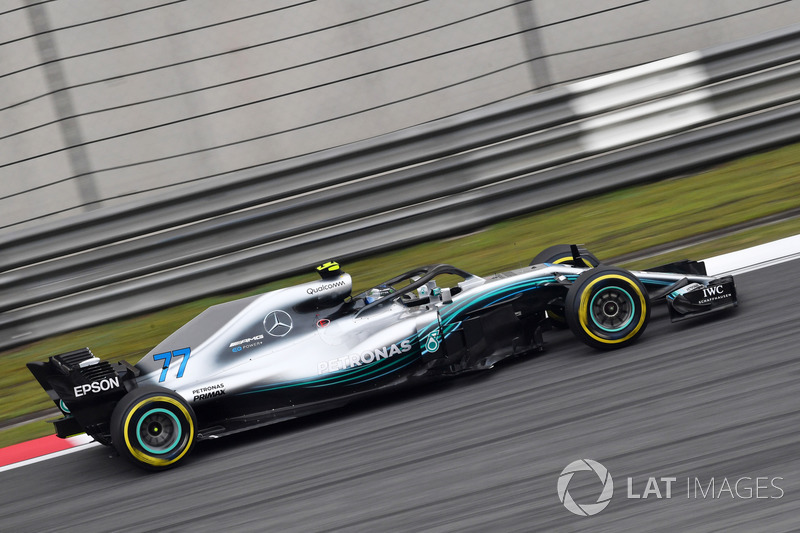 3. Valtteri Bottas, Mercedes-AMG F1 W09 EQ Power