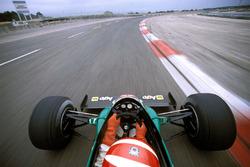 Eddie Cheever, Alfa Romeo
