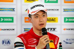 Press conference, Guanyu Zhou, PREMA Theodore Racing Dallara F317 - Mercedes-Benz