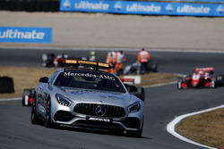 Safety Car on track