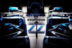The car of Valtteri Bottas, Mercedes AMG F1 W09