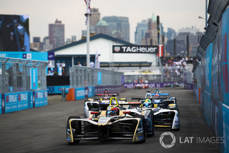 Temporada 4 : ePrix de Nueva York 2018