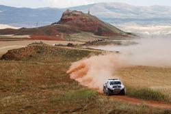 #203 G-Energy Team Toyota Hilux Overdrive: Vladimir Vasilyev, Konstantin Zhiltsov