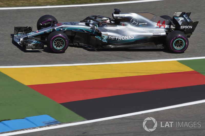 3. Grand Prix van Duitsland moet elk jaar worden verreden
