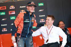 Pol Espargaro, Red Bull KTM Factory Racing, Pit Beirer, KTM Head of Motorsport
