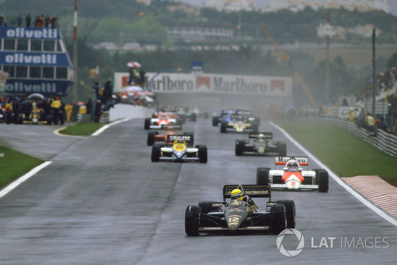 1 - GP de Portugal, 1985, Estoril