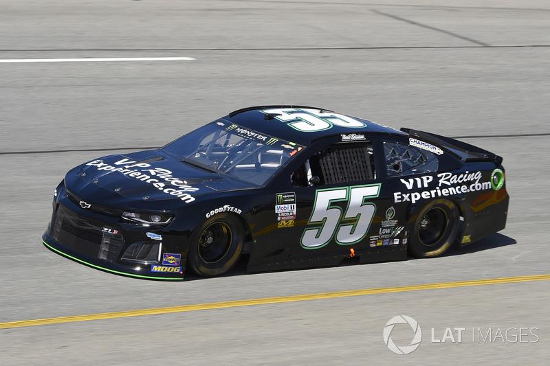 Reed Sorenson, Premium Motorsports, Chevrolet Camaro