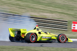 Simon Pagenaud, Team Penske Chevrolet gira