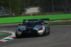 #49 Ram Racing Mercedes-AMG GT3: Salih Yoluc, Euan Hankey