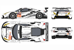 JMW Motorsport with Weathertech