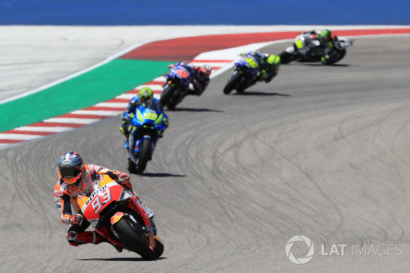 GP des Amériques : Marc Márquez (Repsol Honda Team), victoire