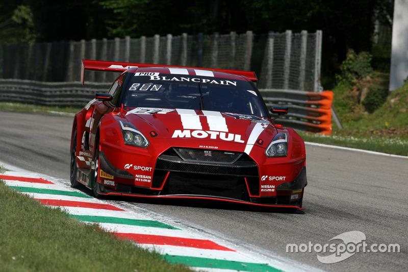 23 Gt Sport Motul Team Rjn Nissan Gt R Nismo Gt3 Lucas Ordonez