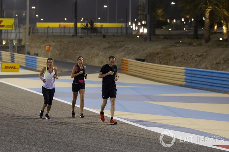 Robert Kubica, Williams biega po torze