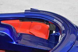 Scuderia Toro Rosso STR13, dettaglio dell'halo