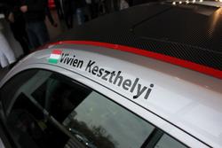 Keszthelyi Vivien - Audi R8 LMS Cup