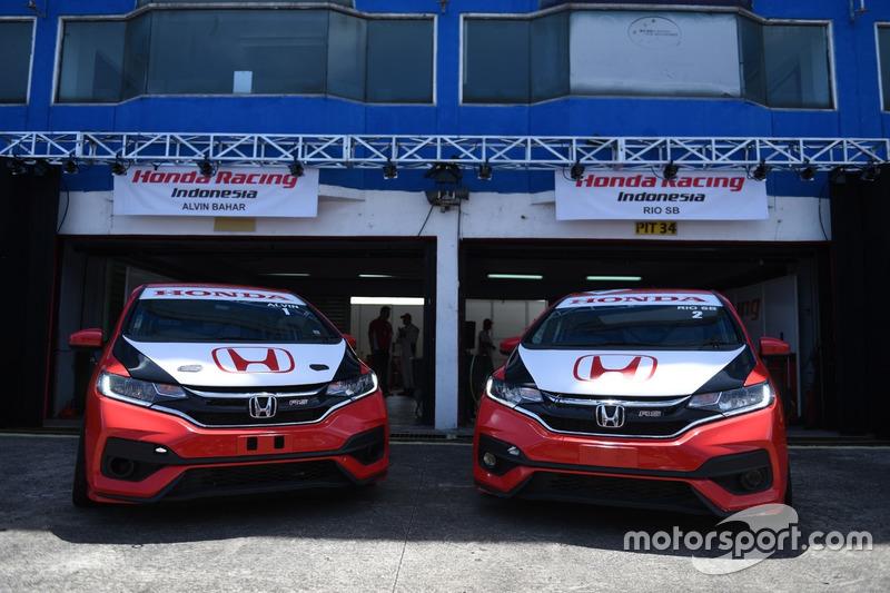 Mobil Honda Racing Indonesia 2018