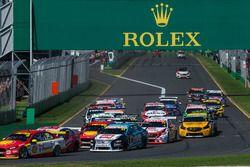 Start, Michael Caruso, Nissan Motorsport Nissan