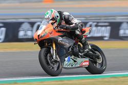 Jack Kennedy, Profile Racing Triumph