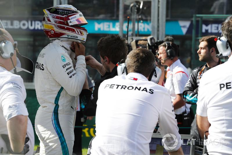 У Mercedes не было никаких шансов ответить Ferrari?