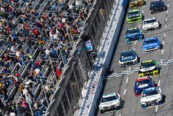Gray Gaulding, BK Racing, Toyota Camry Earthwater e D.J. Kennington, Gaunt Brothers Racing, Toyota Camry Gordon Brothers
