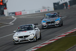 #160 BMW M4 GT4: Uwe Ebertz, Michael Hollerweger