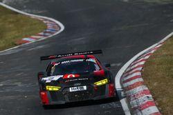 #8 Audi Sport Team WRT Audi R8 LMS: Robin Frijns, Dries Vanthoor