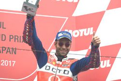 Podyum: 3. Danilo Petrucci, Pramac Racing