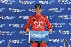 Christopher Bell, Kyle Busch Motorsports Toyota ganador de la pole
