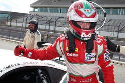 GTE Calificación, #55 Spirit of Race, Ferrari F488 GTE: Matt Griffin