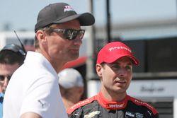 Will Power, Team Penske Chevrolet avec Tim Cindric